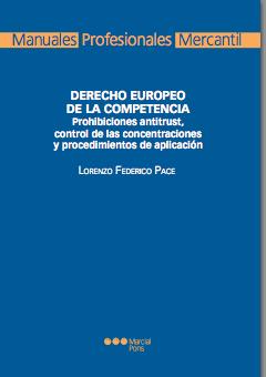 Derecho europeo de la competencia