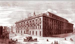Consiglio di Stato - Palazzo Spada - Rome
