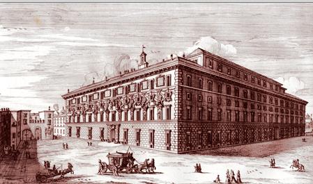 Consiglio di Stato - Palazzo Spada - Roma