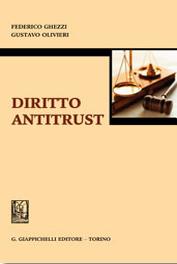 Ghezzi - Olivieri - Diritto antitrust