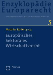 Enzyklopaedie Europarecht
